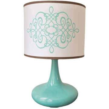 CoCaLo Capri Lamp Base & Shade