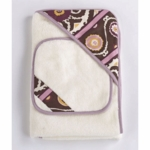 CoCaLo Couture Bath Wrap & Wash Cloth Sets in Jasmina