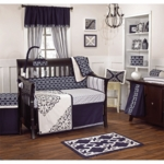 CoCaLo Couture Harper 4 Piece Crib Bedding Set
