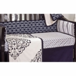 CoCaLo Couture Harper Crib Fitted Sheet