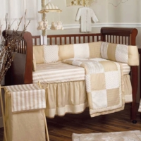 Unisex Crib Bedding Sets