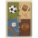 CoCaLo Sports Fan Switch Plate