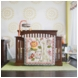 CoCaLo Sydney 4 Piece Crib Bedding Set