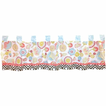 CoCaLo Sydney Window Valance