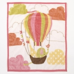 CoCaLo Up & Away Soft and Cozy Blanket