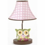 CoCaLo Willa Lamp Base & Shade