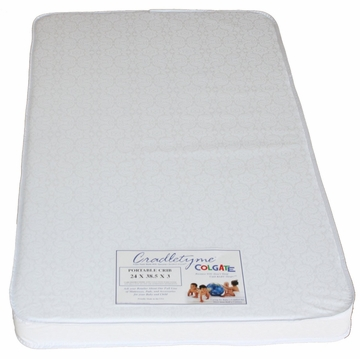 Colgate Portable Mini Crib Mattress