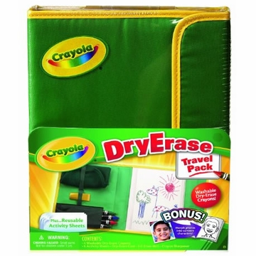 Crayola Dry-Erase Activity Center