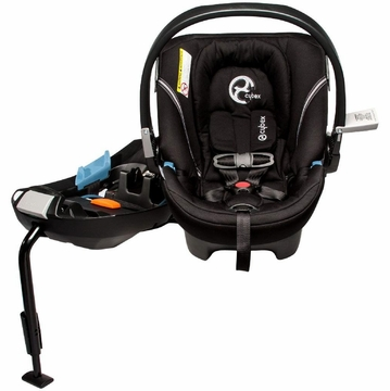 Cybex Aton 2 Infant Car Seat - Classic Black