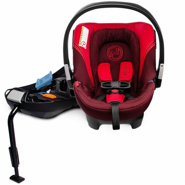 Cybex Aton 2 Infant Car Seat - Strawberry