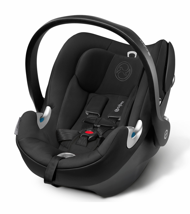 Cybex Aton Q Infant Car Seat Charcoal