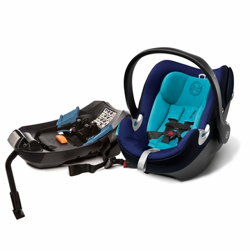 Cybex Aton Q Infant Car Seat - Ocean