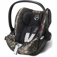 Cybex Cloud Q Infant Car Seat Fashion Edition - Butterfly