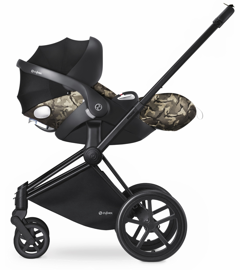 Used Cybex Car Seat Travel System