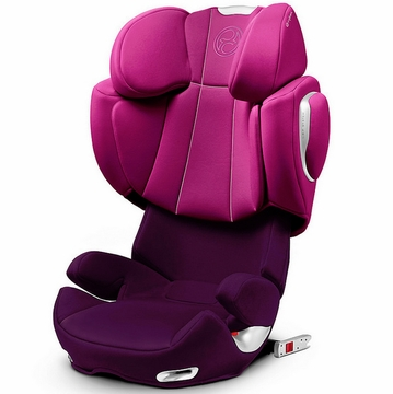 Cybex Solution Q-Fix Booster Car Seat - Lollipop