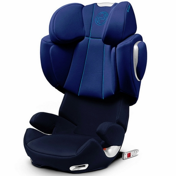 Cybex Solution Q-Fix Booster Car Seat - Ocean