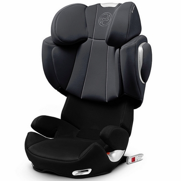 Cybex Solution Q-Fix Booster Car Seat - Storm Cloud