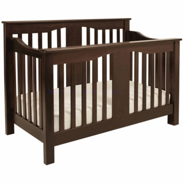 DaVinci Annabelle 4 in 1 Convertible Crib in Espresso