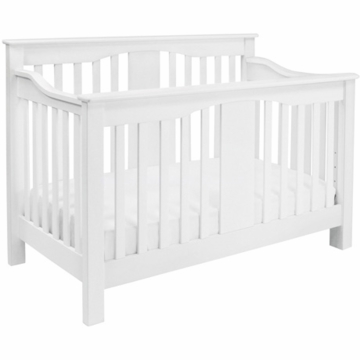 DaVinci Annabelle 4 in 1 Convertible Crib in White