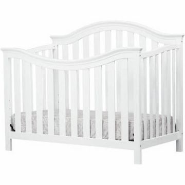 DaVinci Goodwin 4-in-1 Convertible Crib in White