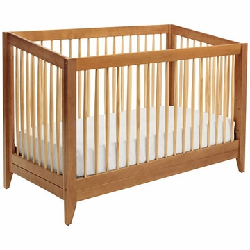DaVinci Highland 4-in-1 Convertible Crib - Chestnut