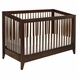 DaVinci Highland 4-in-1 Convertible Crib - Espresso
