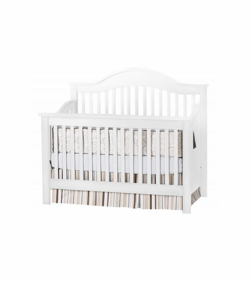 kalani 4 in 1 convertible crib with toddler bed conversion t