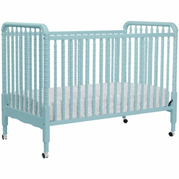 DaVinci Jenny Lind 3 in 1 Stationary Crib in Lagoon (Limited Edition)