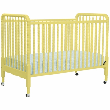 DaVinci Jenny Lind 3 in 1 Stationary Crib in Sunshine (Limited Edition)