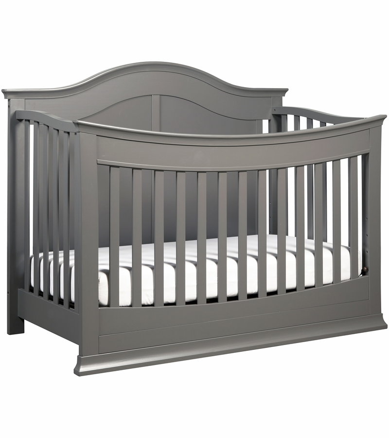 DaVinci Meadow 4-in-1 Convertible Crib With Toddler Bed ...