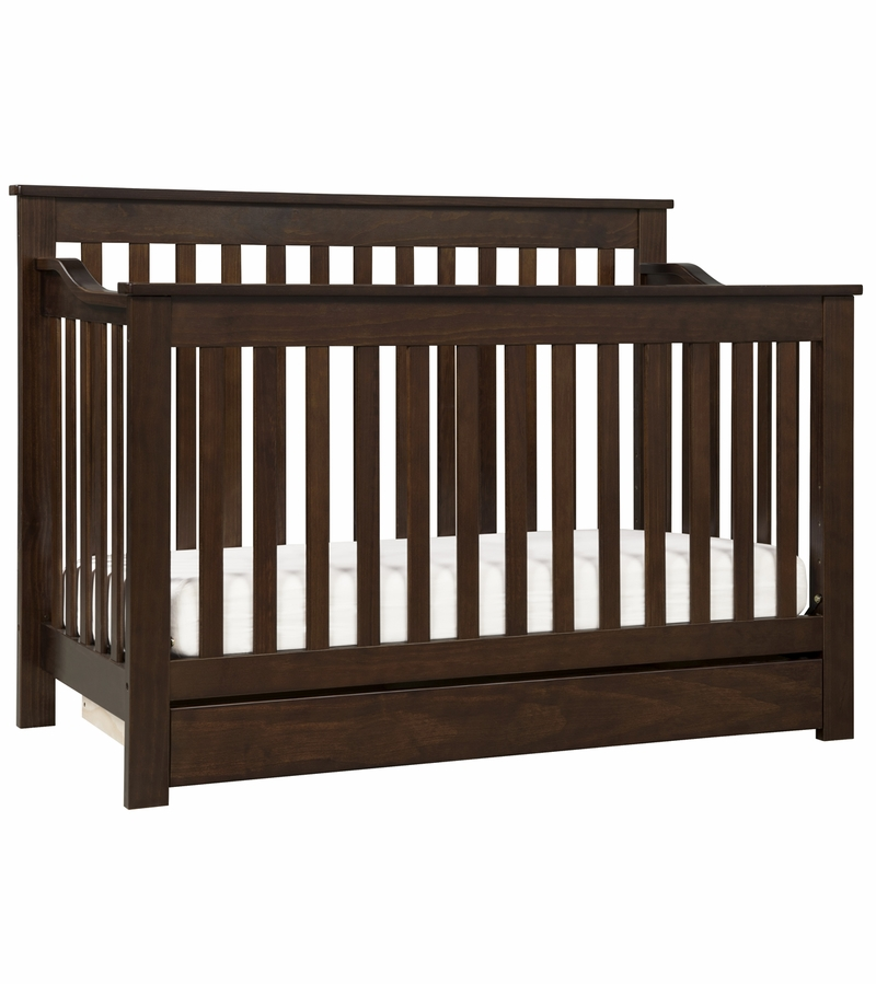 DaVinci Piedmont 4 In 1 Convertible Crib And Toddler Bed