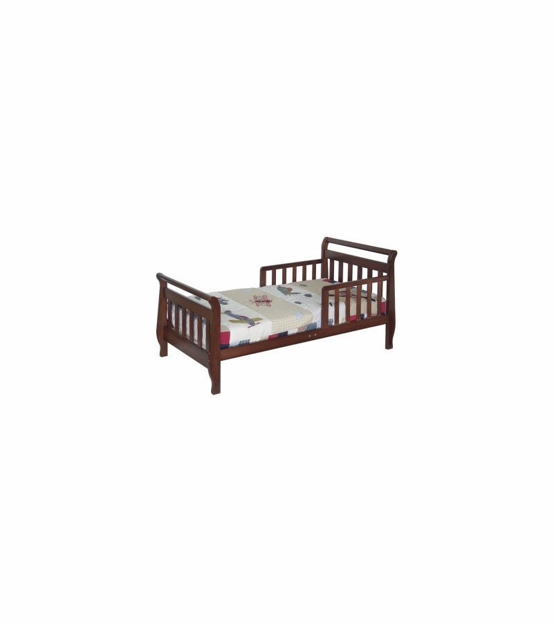 Cherry Sleigh Toddler Bed Sleigh Toddler Bed Cherry