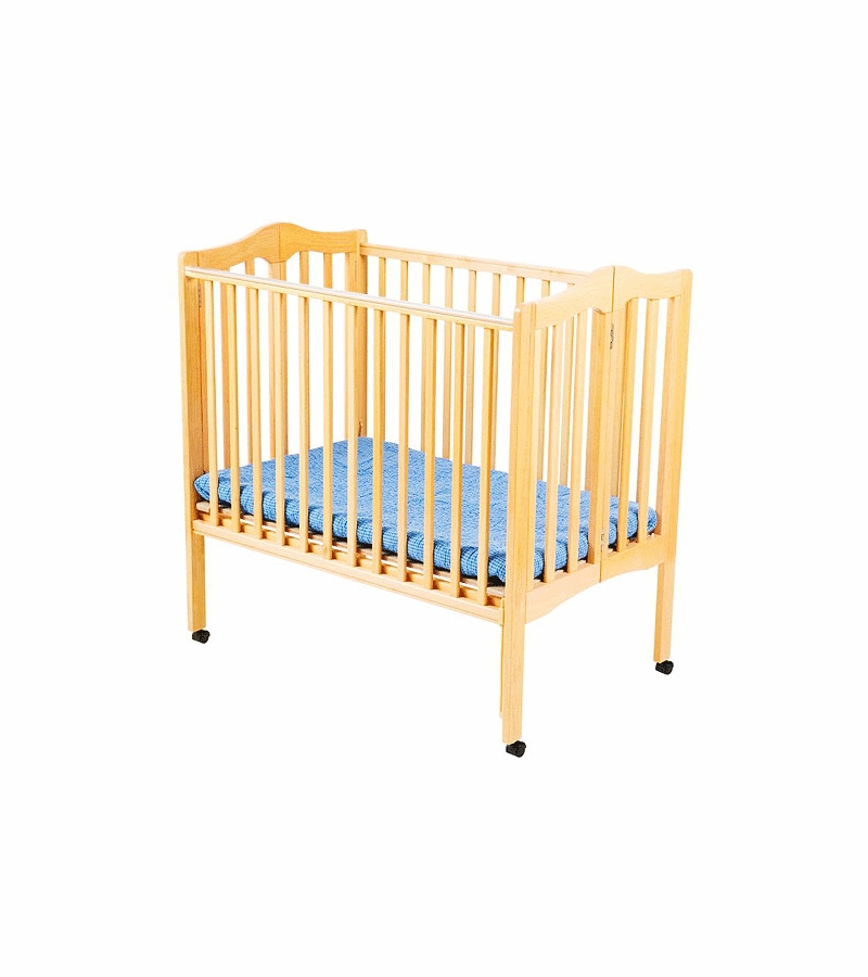 Drop Side Cribs Delta Portable Crib Non Drop