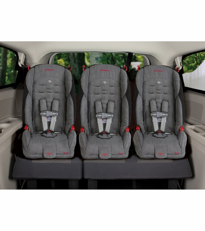 Diono Radian R100 Convertible Car Seat Shadow