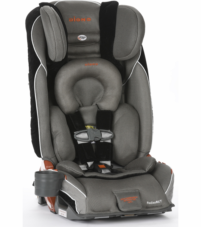 Diono Radian Rxt Convertible Booster Car Seat Eclipse