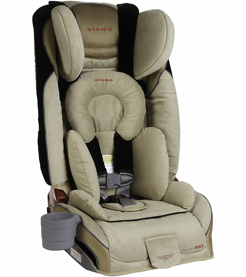 Diono Radian Rxt Convertible Booster Car Seat Rugby D