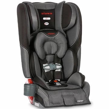 Diono Rainier Convertible + Booster Car Seat - Shadow
