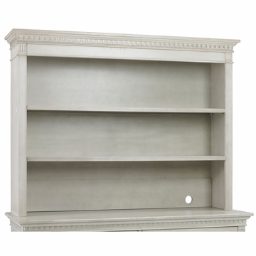 Dolce Babi Naples Hutch in Grey Satin