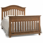 Dolce Babi Naples Universal Bed Rail in Harvest Brown