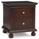 Dolce Babi Naples Nightstand in Cherry
