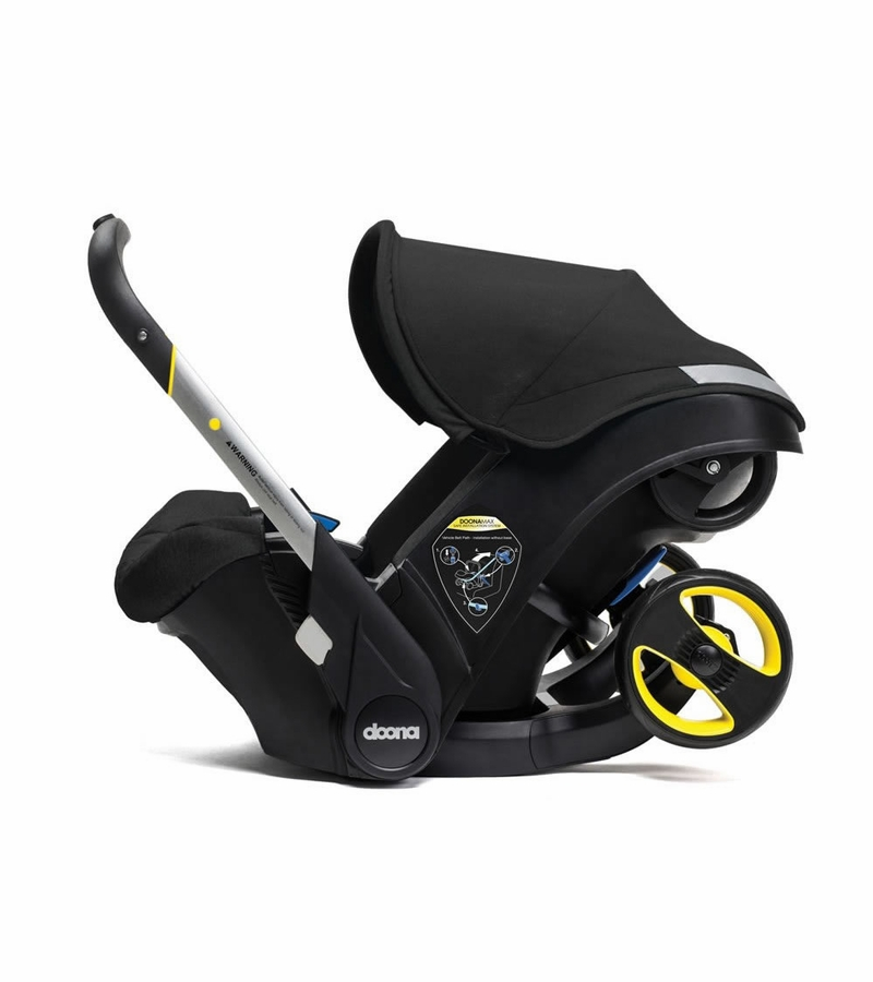 Doona Infant Car Seat Night Black