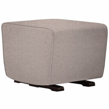 Dutailier Upholstered Ottoman with Piping
