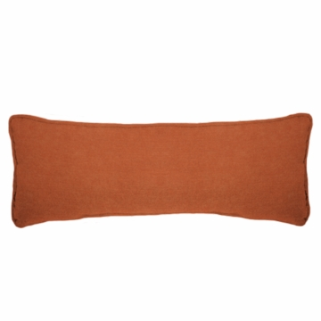 Dutailier Lumbar Pillow in Orange