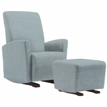 Dutailier Pico Upholstered Glider