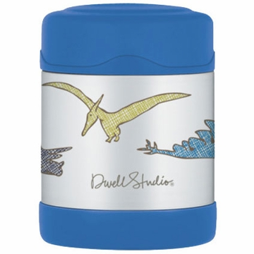DwellStudio Dinosaur 10oz Funtainer Food Jar