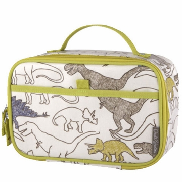 DwellStudio Dinosaur Insulated Lunch Box
