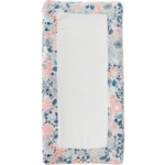 DwellStudio Meadow Powder Blue Changing Pad Cover