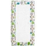DwellStudio Owls Sky Changing Pad Cover