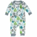 DwellStudio Owls Sky Long Sleeve Playsuit 0-3 Months