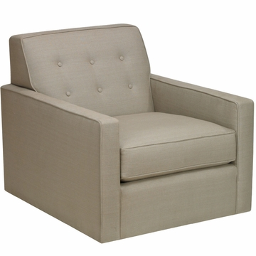 DwellStudio Thompson Glider in Linen Natural
